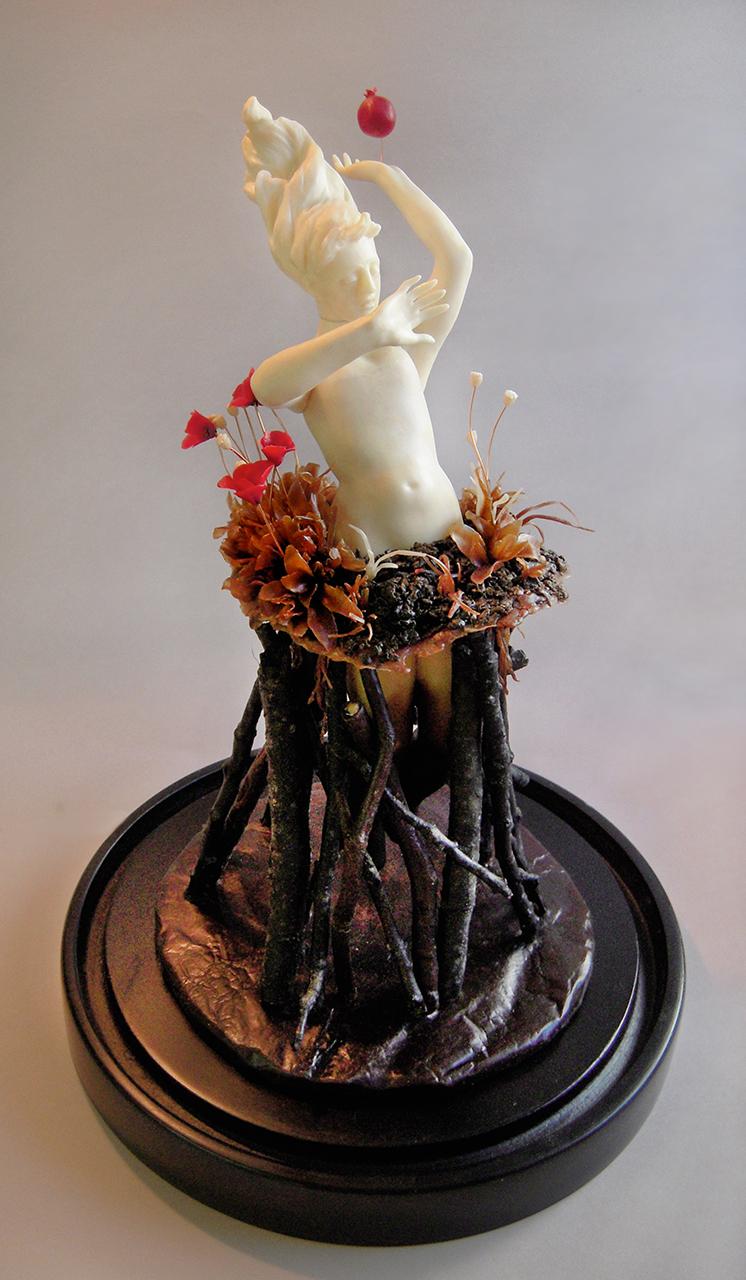 Persephone - wax